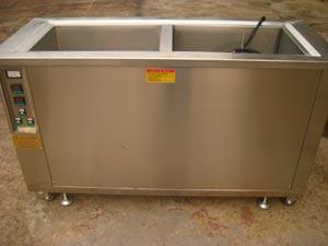 镍合金滤芯超声波清洗机